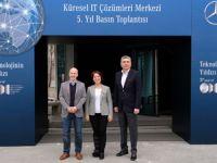 Daimler Küresel IT Çözümleri Merkezi Türkiye'de 5'inci Yılını Kutluyor