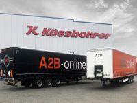 A2B-online Filosunu 50 Adet Kässbohrer Treyler İle Güçlendirdi