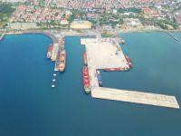 Ceynak Tekirdağ Limanı'nı Devraldı