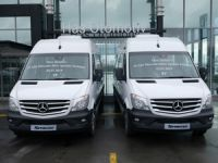 Mercedes-Benz Türk'ten Ofses Turizm'e 20 Adet Sprinter