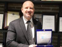 Fevzi Gandur Logistics'e Müşterisinden Ödül