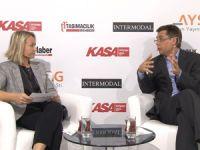 Tea & Talk 2018; Lufthansa Cargo Elektronik Platform Portföy ve Satış Yöneticisi Rupert Lees (video)