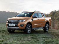 Avrupa Pick Up Pazarının Lideri Ford Ranger Yenilendi