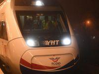 Yüksek Hızlı Tren İlk Defa Avrupa Yakasına Geçti