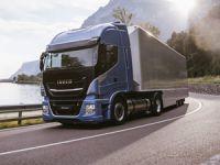"""IVECO """"Taşımacılıkta LNG'nin En Proaktif Kullanımı"""" Ödülünü Aldı"""