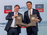 Ford Trucks Rusya'da Yeni 3S Tesisini Açtı