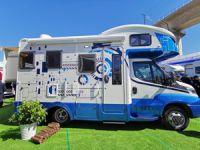IVECO Pekin Uluslararası Karavan ve Kamp Fuarında Daily Karavan'ı Tanıttı