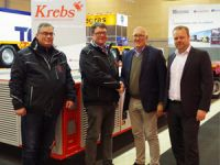 The Krebs Group relies on InterCombi SPE from the Transporter Industry International