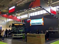 Isuzu Bus2Bus Berlin Fuarı'na Novociti Life Midibüsü İle Katıldı