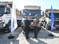 Cacimler İnşaat'a 25 Adet Volvo FMX