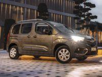 Opel Yeni Combo İle Türkiye Hafif Ticari Pazarına Girdi