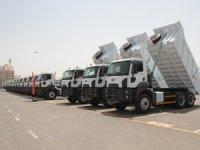 Ford Trucks Suudi Arabistan'da En Büyük teslimatına İmza Attı