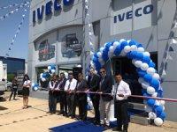 Iveco'dan Antalya'ya Yeni Tesis
