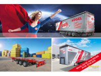 transport logistic 2019 – Kögel displays NOVUM-generation trailers and services