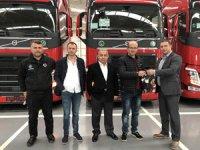 Logitrans Filosunu 25 Adet Volvo Çekici İle Genişletti