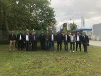 Krone Kullanıcıları Almanya'daki Frigo Fabrikasını Ziyaret Etti