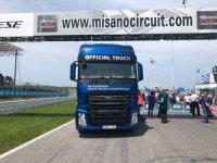 Avrupa Kamyon Şampiyonası'nın Resmi Aracı F-MAX