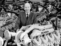 Scania'nın Efsane Motoru V8'in 50'nci Yaşını Kutluyor