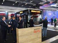 Isuzu UITP Stockholm Fuarı'nda Novociti Life Aracını Sergiledi