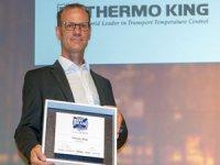 """Thermo King'e 15'inci Kez  """"En İyi Marka"""" Ödülü"""