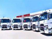 Global Ekspres Filosu Renault Trucks İle Güçlendi