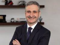 """Omsan Genel Müdürü Bülent Sabuncu: """"Yeni Ulaşım Koridorlarında Uluslararası Demiryolu Tecrübemizle Yer Almayı Planlıyoruz"""""""
