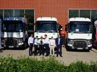 Kılıç Tarım Meyve İhracatını Renault Trucks İle Taşıyor