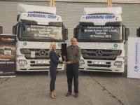 Kahramanlı Nakliyat Truckstore'dan Filosuna 50 Adet Çekici Kattı