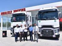 Mersinli Nakliyecilerin Tercihi Renault Trucks