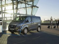 Ford Yeni Elektrikli ve Hibrit Araç Modellerini Frankfurt'ta Tanıttı