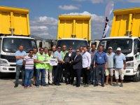 Otokar Tekirdağ Büyükşehir Belediyesi'ne Atlas'ları Teslim Etti