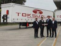 Tırsan'dan Toksuzlar Transport'a 30 Adetlik Multi Ride Teslimatı