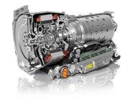 ZF Hibrit Araçlar İçin 8 Vitesli Otomatik Şanzıman Tasarladı