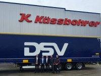 DSV Filosunu Tırsan İle Güçlendirdi