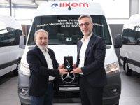 Mercedes-Benz 2020'nin İlk Teslimatını İlkem Turizm İle Gerçekleştirdi