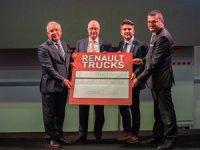 Renault Trucks Bayi Ağını Mersin İle Genişletti