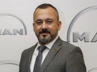 """MAN Kamyon ve Otobüs Tic. A.Ş. Kamyon Satış Direktörü Serkan Sara: """"Pazar payımızı çift haneli rakamlarda devam ettirmeyi hedefliyoruz"""""""