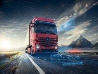Mercedes-Benz Yeni Actros Türkiye'de