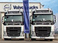 Volvo Trucks Teslimatlarına Hız Kesmeden Devam Ediyor