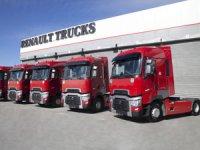 Frigo Nevnak Filosunda Renault Trucks Çekici Sayısı 55'e Yükseldi