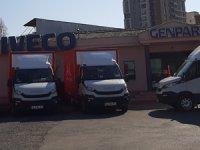 Iveco Yetkili Satıcısı Genpar'dan 5 adet Daily Hi Matic Teslimatı