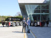 Koray Kimya'ya 6 Tırsan Tank Konteyner Taşıyıcı