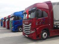 Panpet Taşımacılık Filosunu IVECO S-WAY Çekiciler İle Güçlendirdi