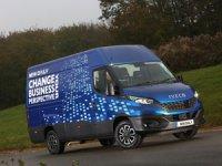 Iveco Daily İngiltere'nin Prestijli 2020 Ticari Van Sürücüleri Ödülünü Kazandı