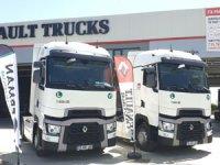 Miç-Sa'nın Kargo Taşımacılığı İçin İki Yeni Renault Trucks Çekici