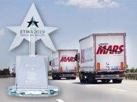 Mars Logistics Etik Uygulamalarını Ödülle Taçlandırdı