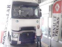 Mermer Nakliyesinde Renault Trucks Tam Güçte