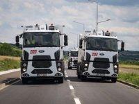 Romanya Belediye Araçlarında Ford Trucks Liderliği