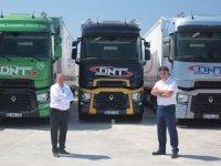 DNT Uluslararası Nakliyat Filosuna 30 Yeni Renault Trucks Çekici