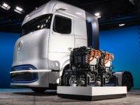 Mercedes-Benz Elektriğe Geçişte Hidrojen Teknolojisini Kullanacak